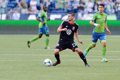 23 Days till D.C. United: Will Perry Kitchen wear the armband in 2014?