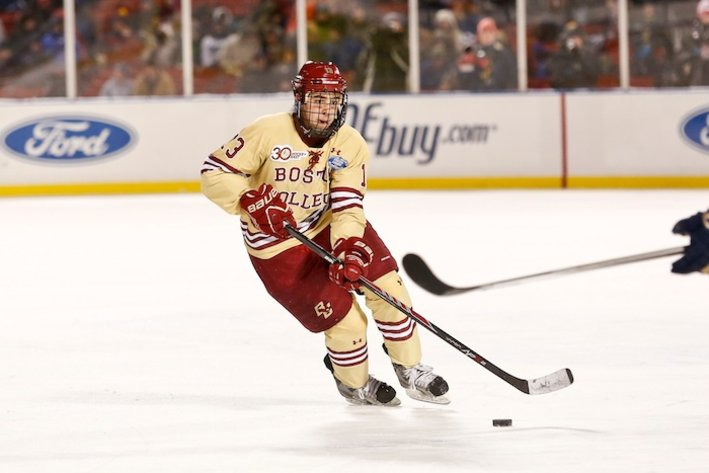 NCAA: On The Beanpot, North Star College Cup And Stepping Out Of Regional Gridlock