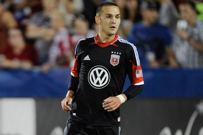 D.C. United waives Casey Townsend