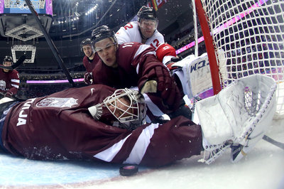 Winter Olympics Sochi 2014: Canada vs. Latvia Men's Hockey Recap