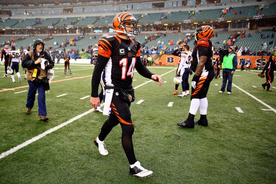 Bengals remain confident with Dalton, but promote competition