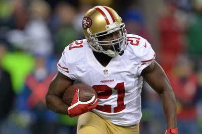 Trent Baalke talked Frank Gore salary cap questions