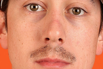 Tim Lincecum's mustache, the StoryStream®
