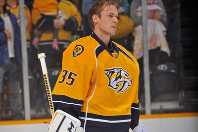 Pekka Rinne could return to NHL action