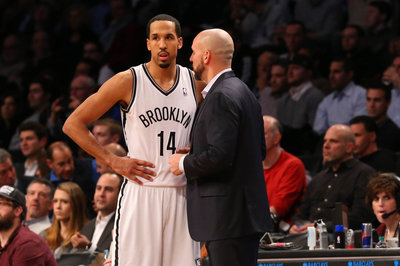 Shaun Livingston to return, Marcus Thornton to make Nets debut tonight