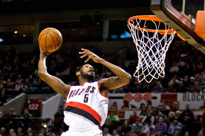 Final: Blazers Detonate the Nets, 124-80
