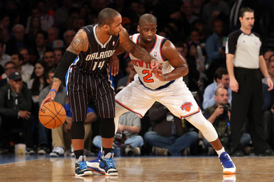 Orlando Magic trade rumor: Knicks offered Raymond Felton for Jameer Nelson at trade deadline, according to report