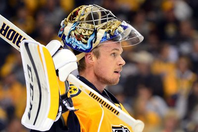Nashville Predators News: Pekka Rinne coming back after 2nd AHL win