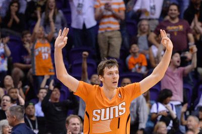 Center of the Sun: Phoenix Suns fall, get back up, and Goran Dragic makes another leap in this amazing season