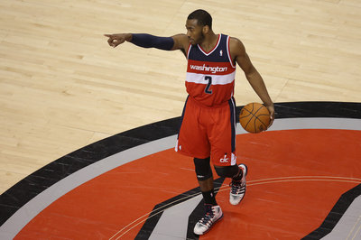 John Wall named NBA Eastern Conference Player of the Week