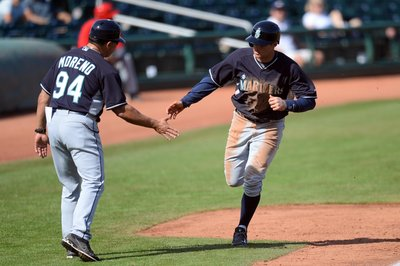 Mariners play two, win two in split squad sweep