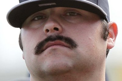 Help Joba Chamberlain choose his Opening Day facial hair
