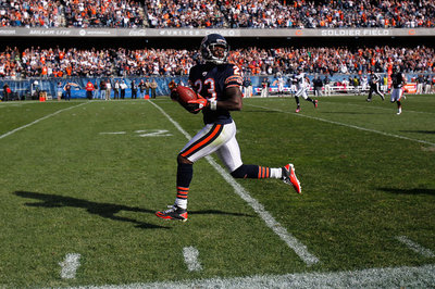 Devin Hester bids farewell to Chicago via Facebook