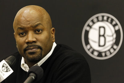 Billy King talks Nets on Sirius, including update on Brook Lopez