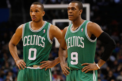 Avery Bradley suffering from bone bruise, could be out two more weeks