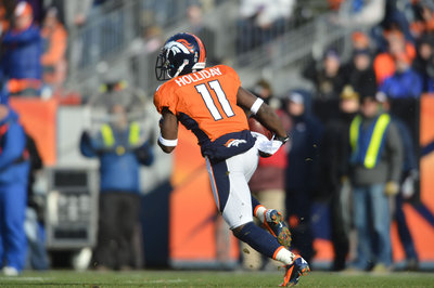 Report: Broncos to let Trindon Holliday walk