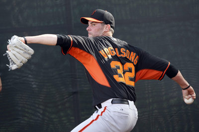 Vogelsong shelled, Giants (probably) lose big