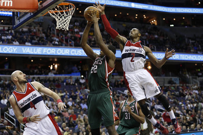 Wizards vs. Bucks: Washington looks to eat more vegetables