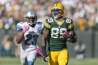 Lions free agency rumors: James Jones drawing 'heavy interest' from Detroit