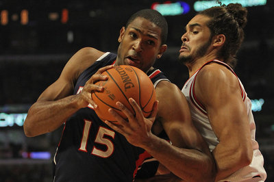 2007 NBA Draft Review: Joakim Noah or Al Horford?