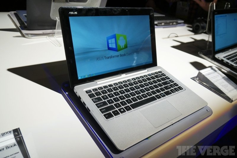 Microsoft and Google Ruin Intel's Plan for Dual-OS Tablets