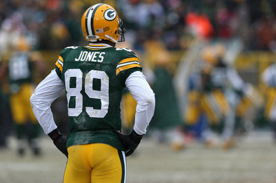 James Jones Signs With the Oakland Raiders