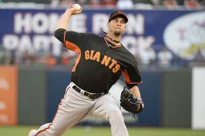 Ryan Vogelsong recreates Pirates career in one-act play, Giants lose