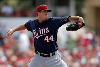 Kyle Gibson to be Minnesota Twins' Fifth Starter