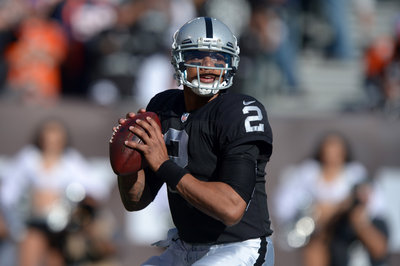 Terrelle Pryor time with Raiders looks to be coming to an end