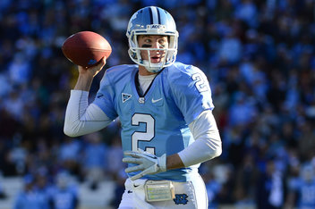 Bryn Renner 2014 NFL Draft UNC39s Bryn Renner Draws High Praise from