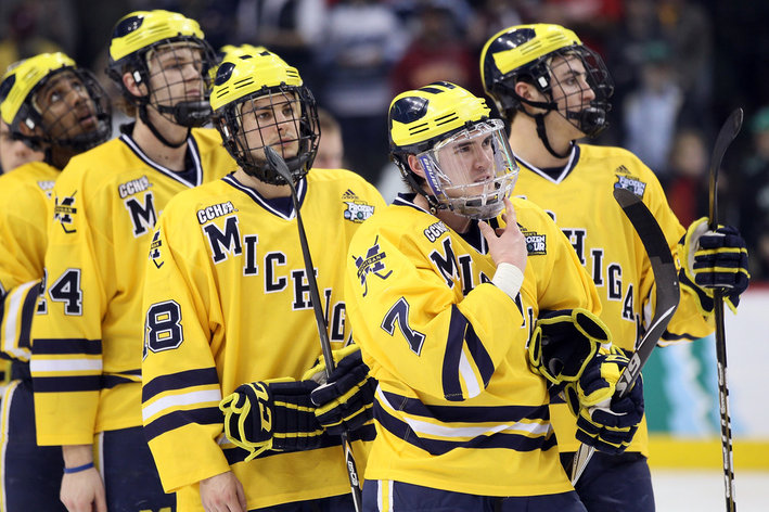 CCHA: What's Wrong With Michigan?