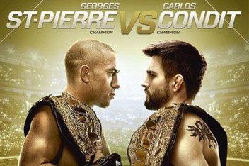 UFC 154 Tickets