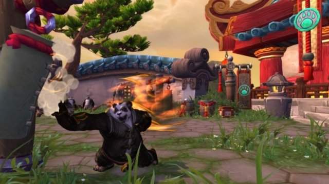 wow mists of pandaria official trailer