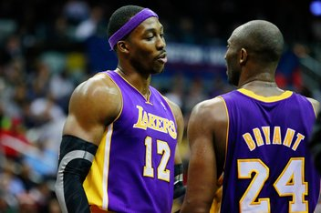 "Kobe Bryant Calls Dwight Howard ""A Nice Kid"", Denies Beef"