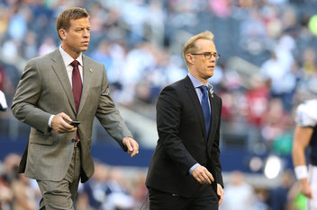 Troy Aikman Packers Game