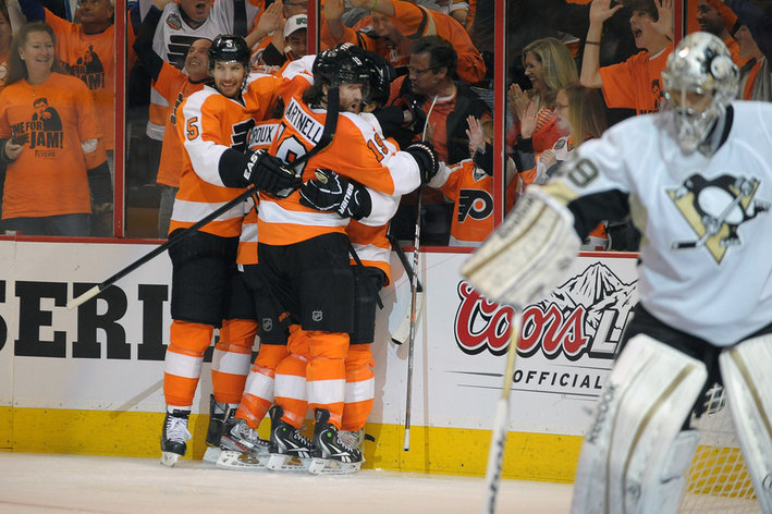 Flyers Vs. Penguins Preview: Let's Get This Thing Started