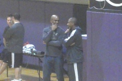 New_phoenix_suns__interim__head_coach_lindsey_hunter_and_general_manager_lance_blanks_at_practice_january_20th__2013