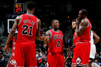 Post image for Bulls Embarrass Hawks For The Second Time