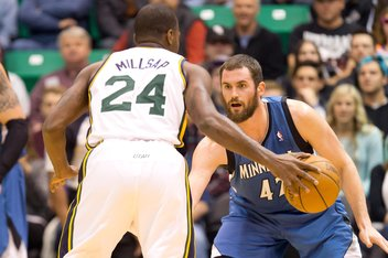 Timberwolves trade rumors: Utah Jazz forward Paul Millsap for Derrick