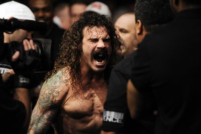Dana White: Clay Guida went from being a 'buzzsaw' in the cage to a fighter that 'runs'
