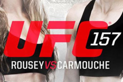 Watch UFC 157: Rousey vs. Carmouche live stream online, on TV, at a bar or on your phone