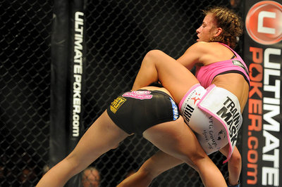 UFC 157 results: Miesha Tate vs Cat Zingano winner to challenge Ronda Rousey