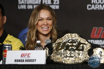 UFC 157 post-fight press conference full video replay for 'Rousey vs Carmouche' in Anaheim