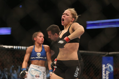 UFC 157 results recap: Biggest winner, loser from 'Rousey vs. Carmouche' in Anaheim