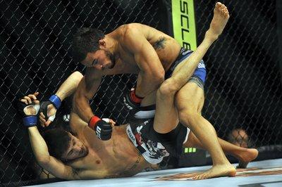UFC 157 results recap: Dennis Bermudez vs. Matt Grice
