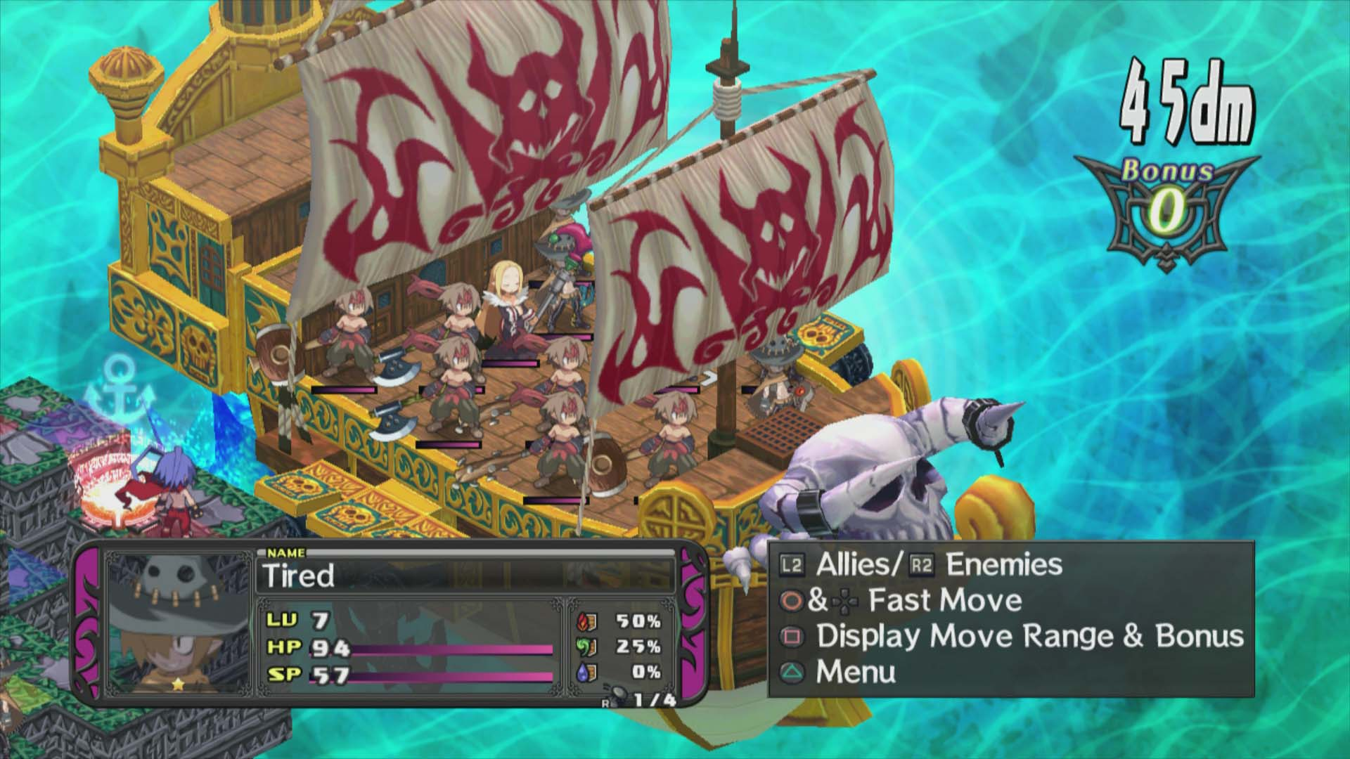 Image 3495873 By: Disgaea D2: A Brighter Darkness Review: Busy Work