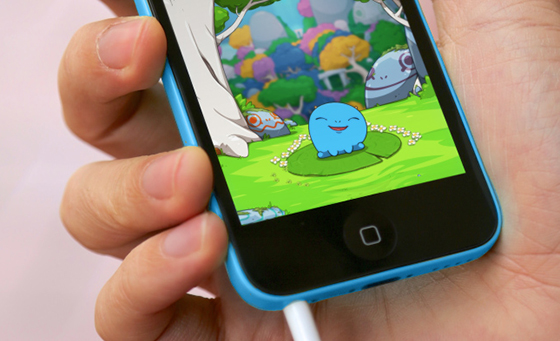 Meet the adorable virtual pet that lives inside your iPhone - The Verge