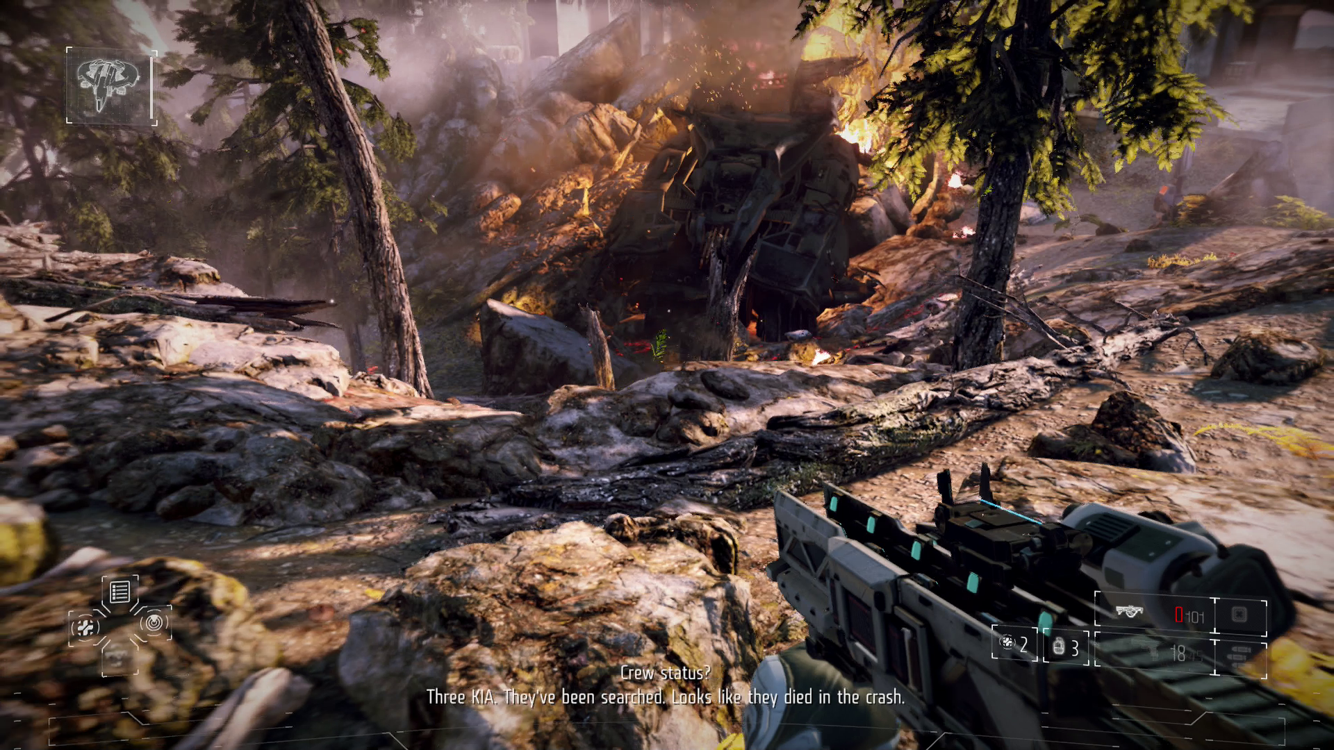 Comparing next-gen games: screenshots from the Xbox One ...