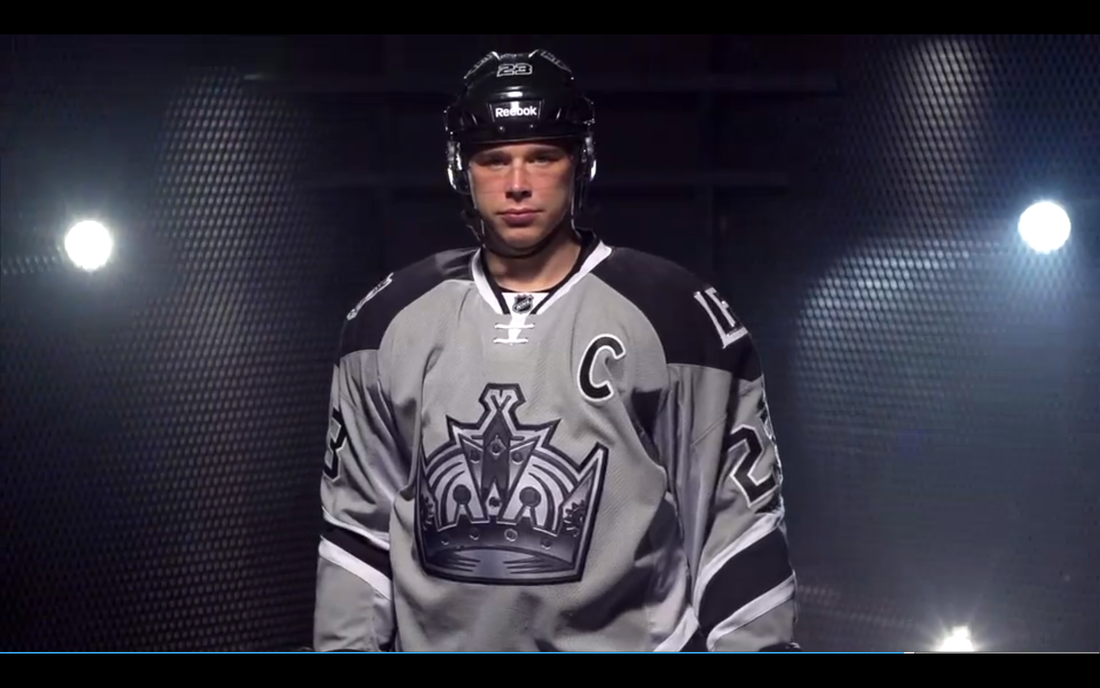 lowest price 8745b 11c81 NHL Stadium Series 2014: Ducks, Kings unveil jerseys for ...