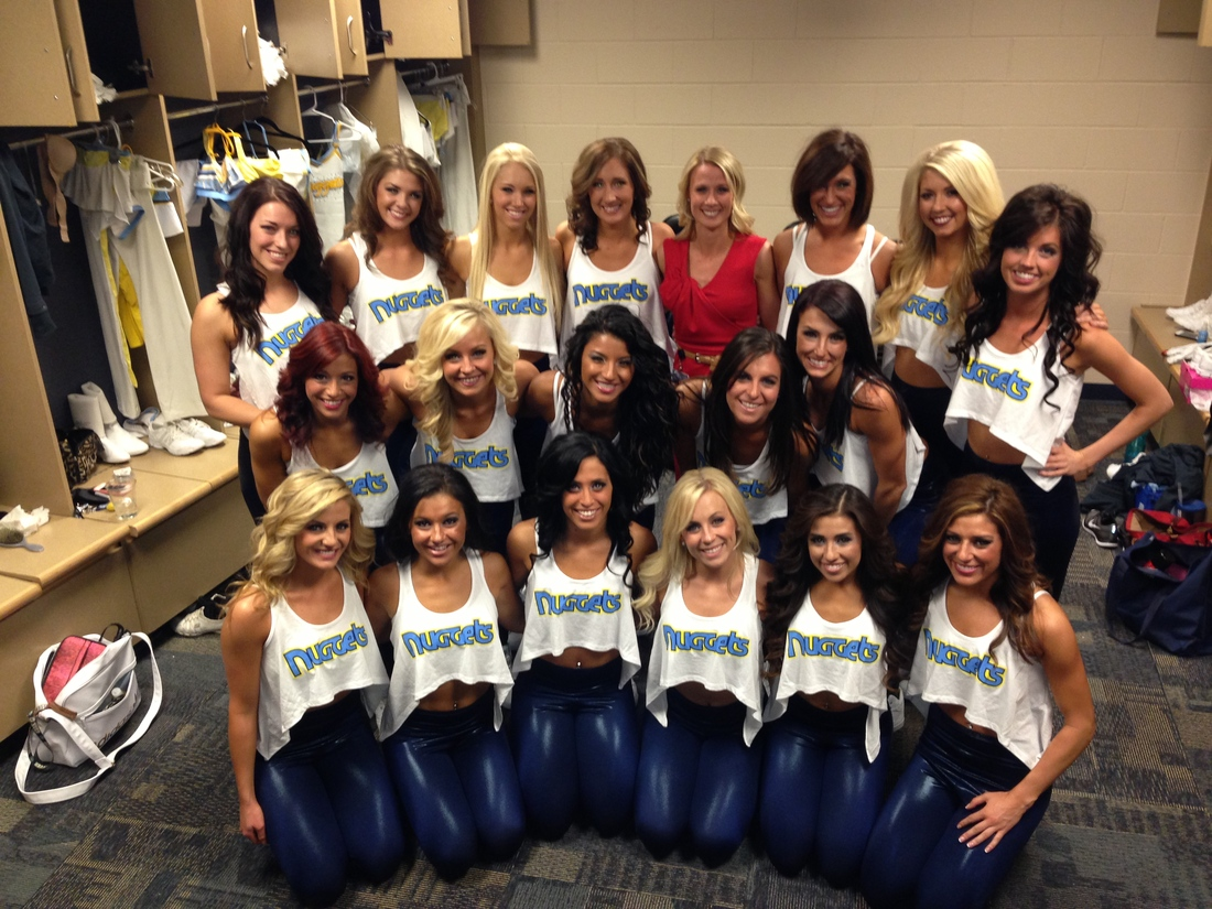 Tags Dance Teams New Members: Nuggets Were Well Represented In New Orleans By Dance Team